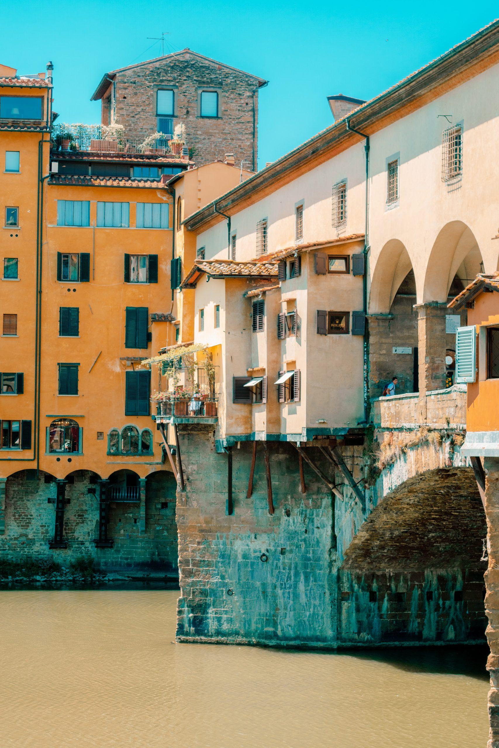 Florence_Uffizi_Vasari Corridor